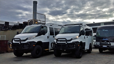 Iveco Daily Delivery