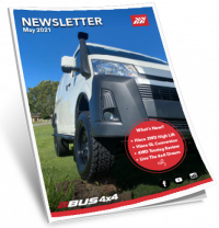 2021 May Newsletter